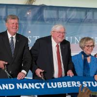 Lubbers Student Services Dedication